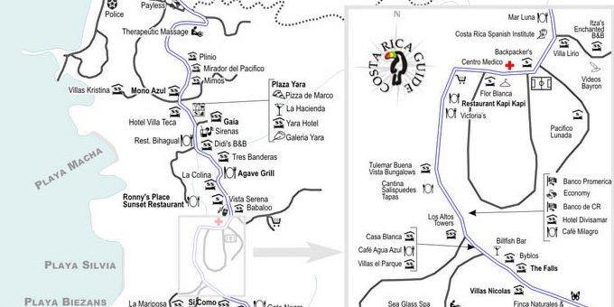 Costa Rica Maps - Where is Costa Rica? on rincon de la vieja national park map, la selva biological station map, victoria falls map, palo verde national park map, key west map, new york map, la amistad international park map, bora bora map, arenal volcano map, cahuita national park map, lake tahoe map, arenal national park map, easter island map,